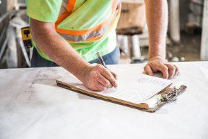 filing a complaint with OSHA