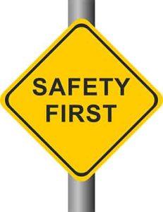 addressing safety concerns