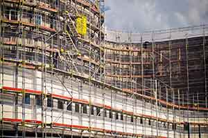 Scaffolding dangers cost New York Contractor $95,000 in fines assessed by OSHA.
