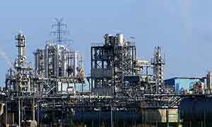 Corrosion Hazard causes recurring fire problems at Chevron plant.