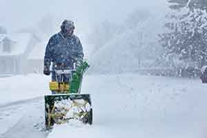 Snow removal hazards become deadly when workers don't take proper safety precuations.