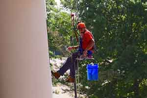 Fall protection is an essential part of basic safety training for any worker.